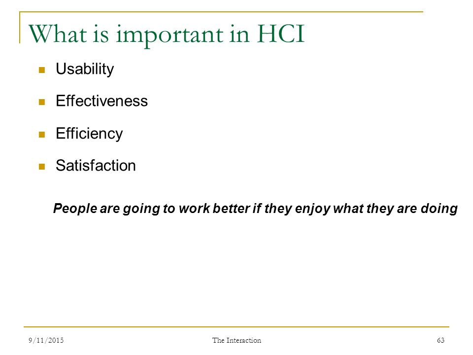 what is usability in hci