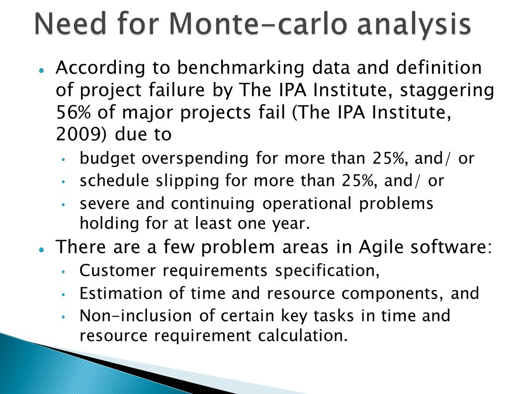 monte carlo simulation example problems pdf