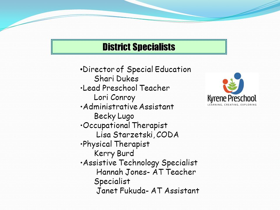 dulin preschool kyrene preschool program at las lomas ppt 691
