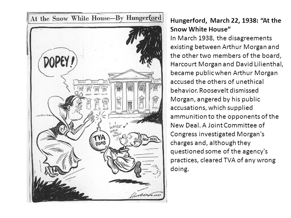 Hungerford, March 22, 1938: At the Snow White House