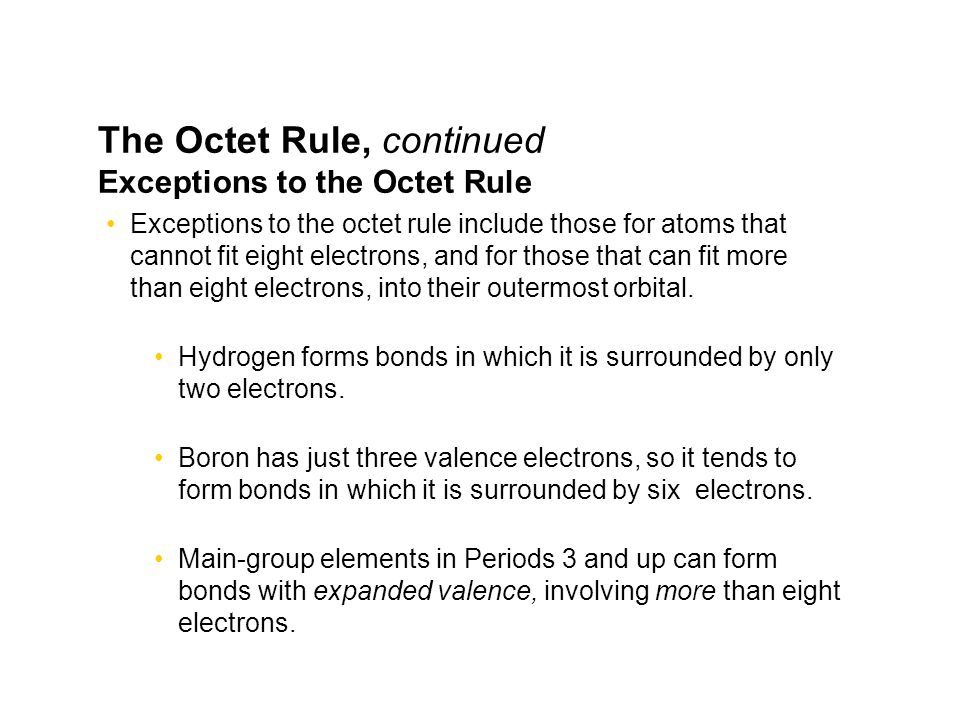 Chapter 6 Objectives: Define chemical bond. - ppt video online ...