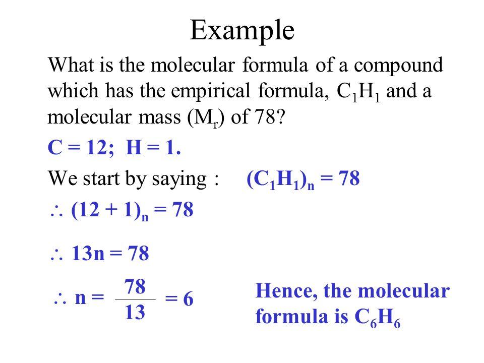 Quantitative Chemistry Part 2 - ppt video online download