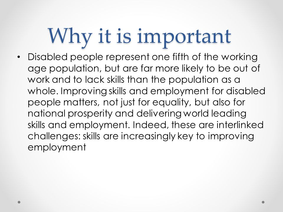 why skills are more important than Thus i guess, in life both skills as well as education are equally important  skill  is more important than education, education slow update is very , it gives you a.
