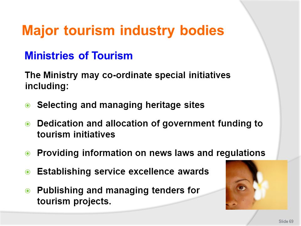 development of tourism industry in ilijan The tourism division in the tanzanian ministry of tourism and natural resources was established in 1970 to carry out the present duties of ensuring development of tourism industry in tanzania tourism industry as one of the sectors of the tanzania's economy, has experienced tremendous growth after the advent of the liberalization ten years ago, this is dedicated to foster a structured tourism development.
