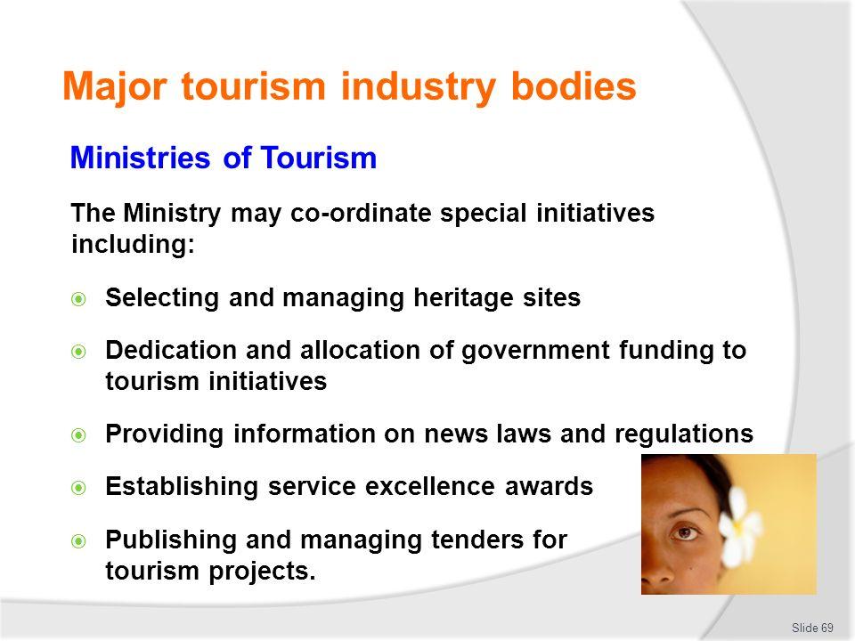 develop and update tourism industry knowledge essay Tourism development master plans and strategic development plans  formulate a long-term development framework for tourism.