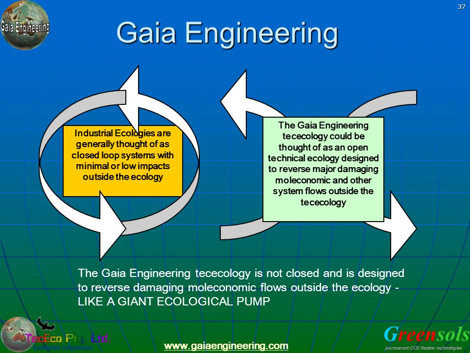 Gaia Engineering