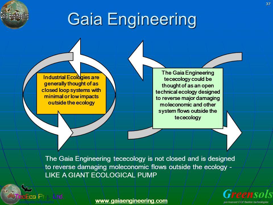 Gaia Engineering