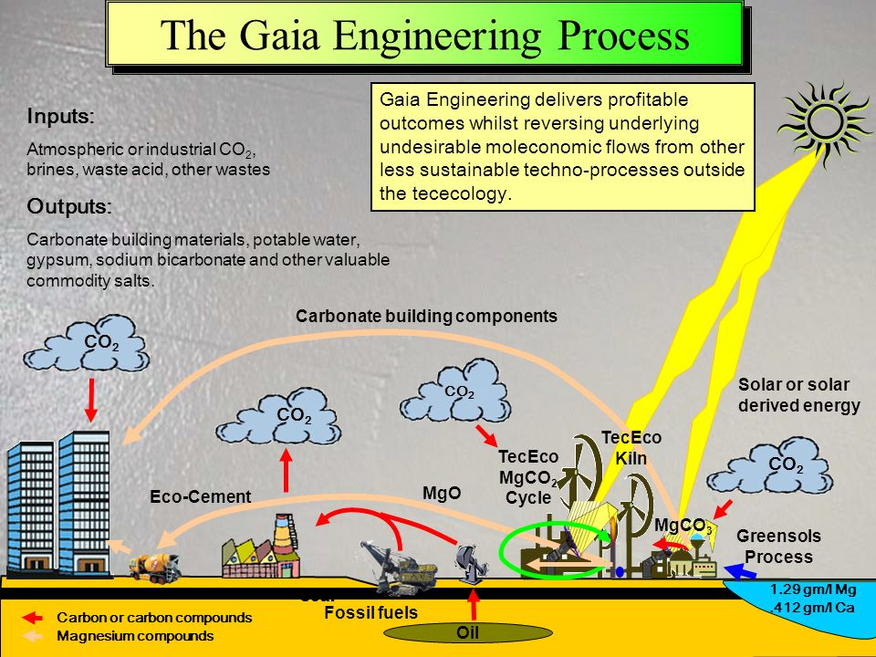 The Gaia Engineering Process