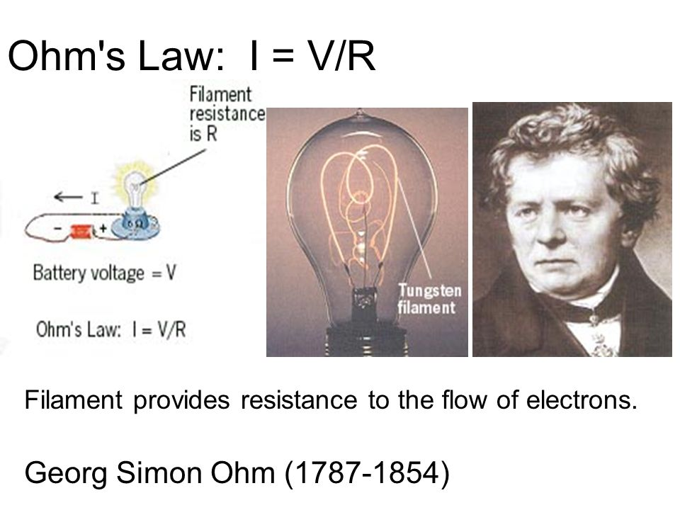 simon georg ohm