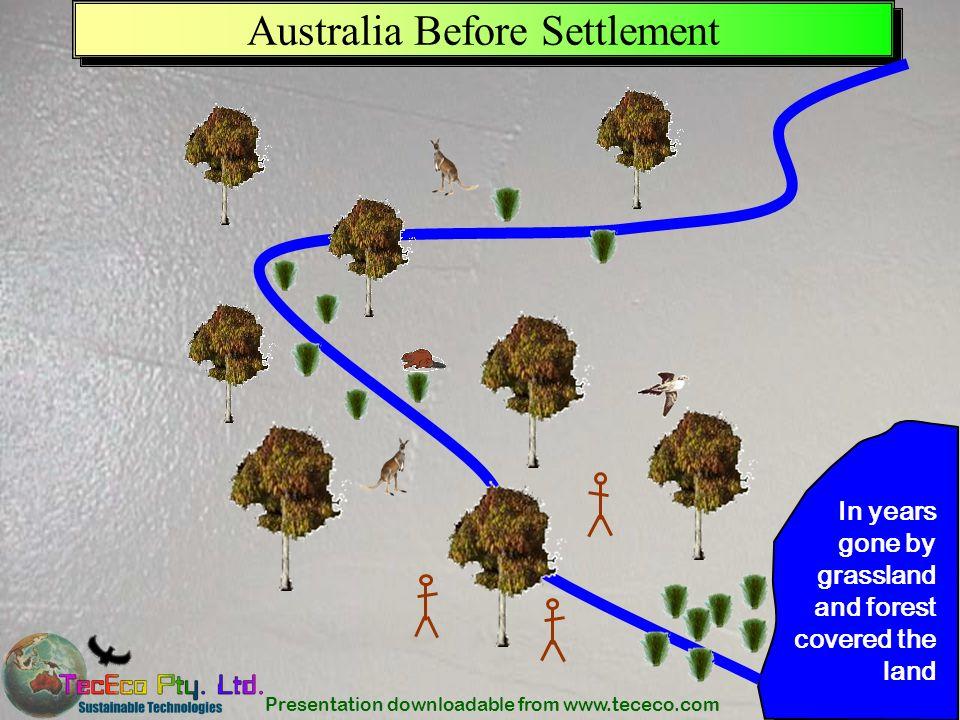 Australia Before Settlement