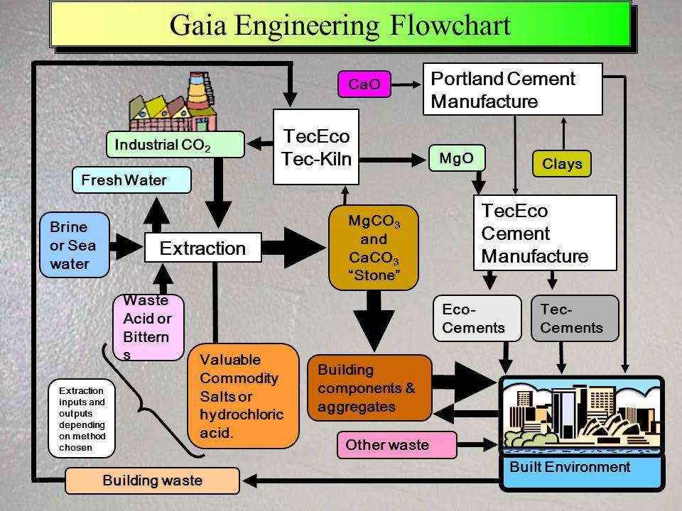 Gaia Engineering Flowchart