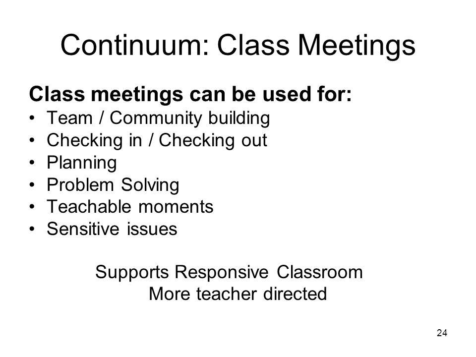 Collaborative Problem Solving Responsive Classroom ~ Building positive relationships through restorative