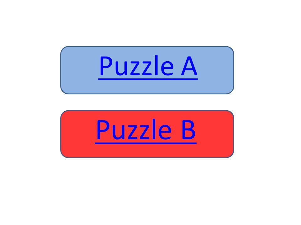 Puzzle A Puzzle B