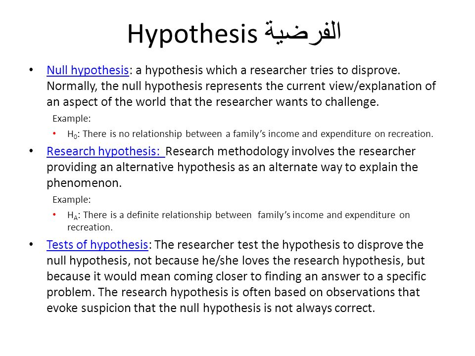 The best way for you to Prepare some Hypothesis for the Badass Research Conventional paper during 3 Guidelines
