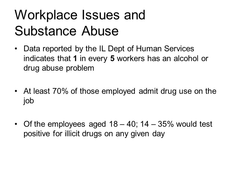 Workplace Drug Testing Is Intrusive and Ineffective. Why Do Employers Still Use It?