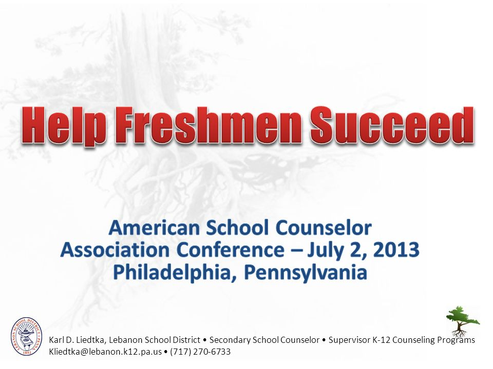 American School Counseling Association