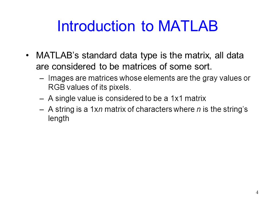 introduction to matlab application to electrical 82–3 an electric resistance network introduction to matlab® for engineers 48 debugging matlab programs 190 49 applications to simulation 193.