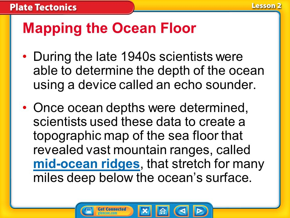 Lesson 2 Reading Guide KC ppt video online download – Mapping the Ocean Floor Worksheet