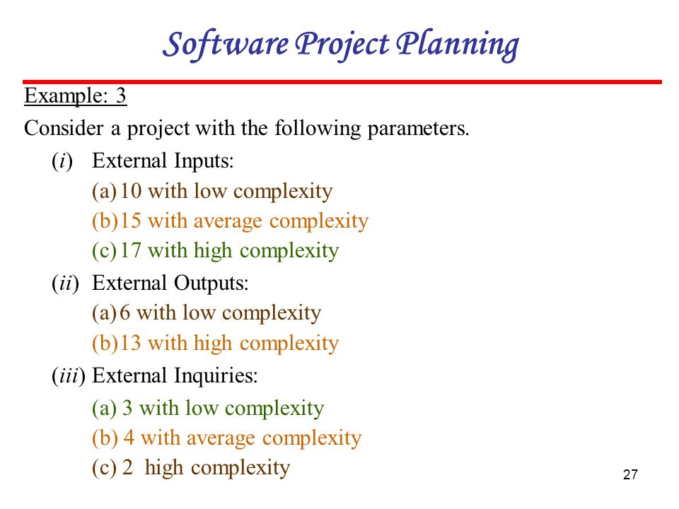software project planning Software project plan template is based on sdlc example includes development, implementation, deployment and business testing download free sample.