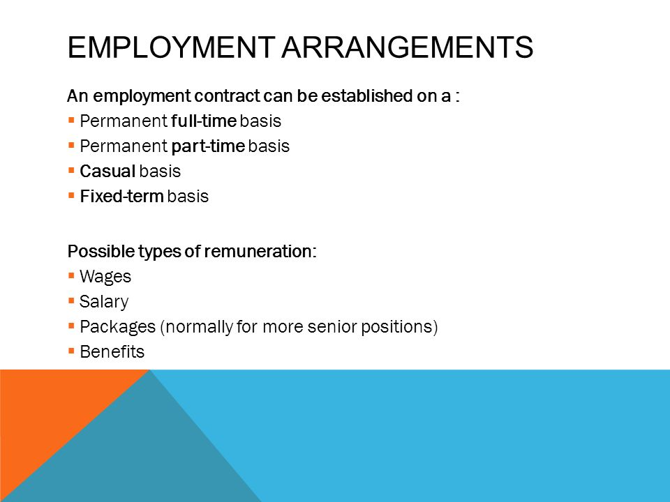 Employment Cycle Establishment Phase. - Ppt Download