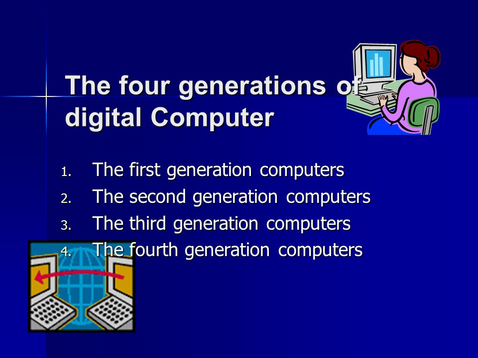 The Five Generations of Computers