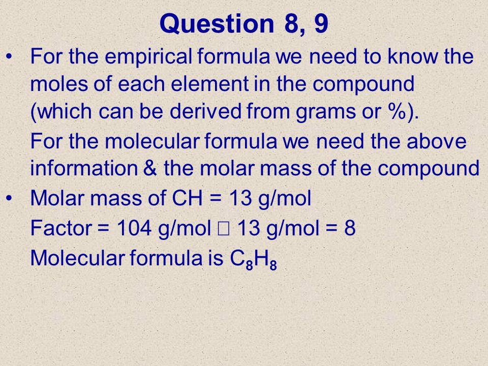3/27/2017 Question 8, 9.