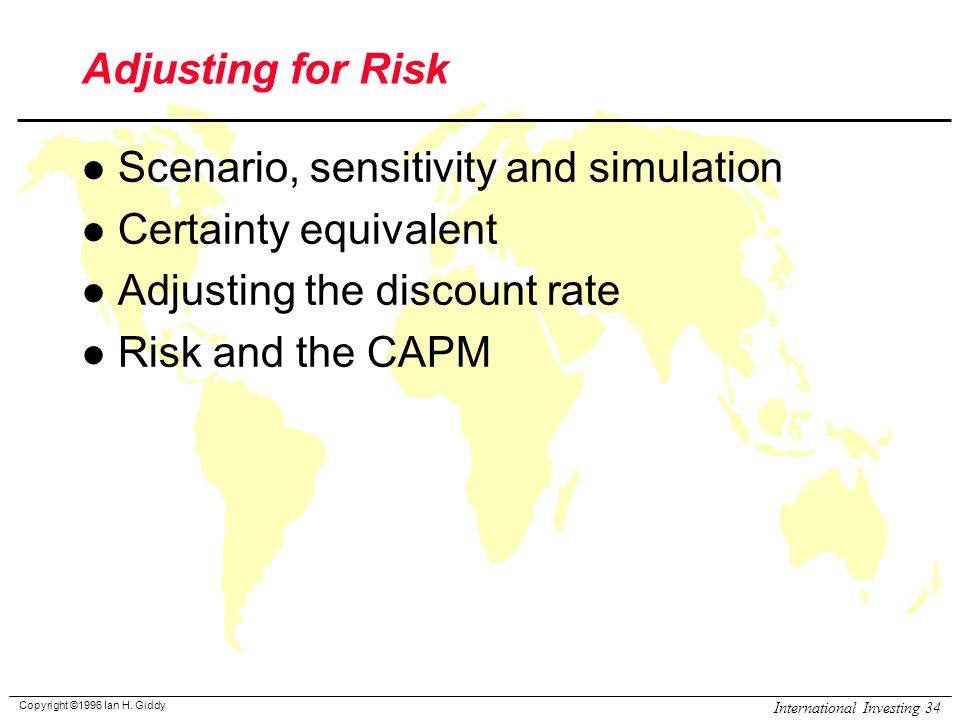 risk and certainty Uncertainty the lack of certainty,  in economics, frank knight distinguished it in 1921 from risk as uncertainty being risk which is immeasurable, .