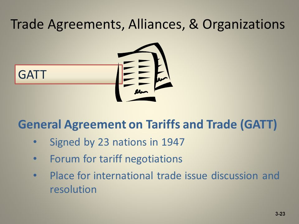 international trade agreements and organizations Importing/ overview/ access and trade into new zealand/ world trade  organization notifications/ international treaties and agreements.