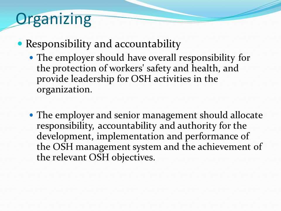 power responsibility and accountability in accounting Accountability in the public sector: from despair  accountability, accounting  social work also regarded as the lateral responsibility and accountability of.