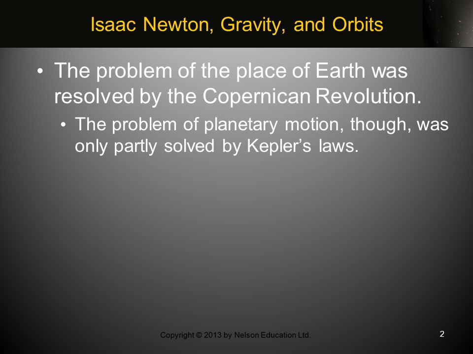gravity isaac newton and astronomy - photo #26