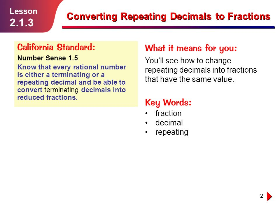 how to write fractions into decimals
