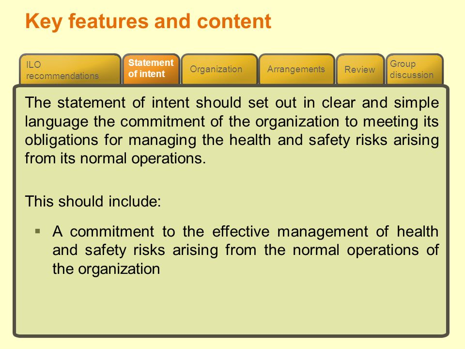 meeting organizational aims and commitment in healthcare This commitment establishes a culture of safety that  organizational commitment of resources to address safety concerns  the agency for healthcare research .