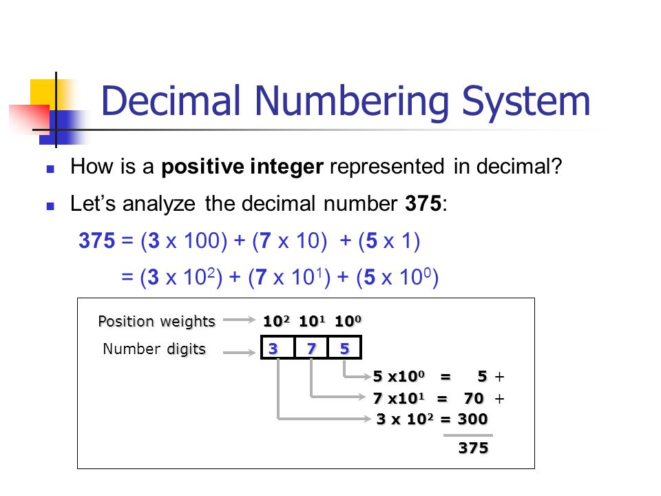 number systems This prealgebra lesson explains the different number systems: natural numbers, whole numbers, positive numbers, negative numbers, integers and real numbers.