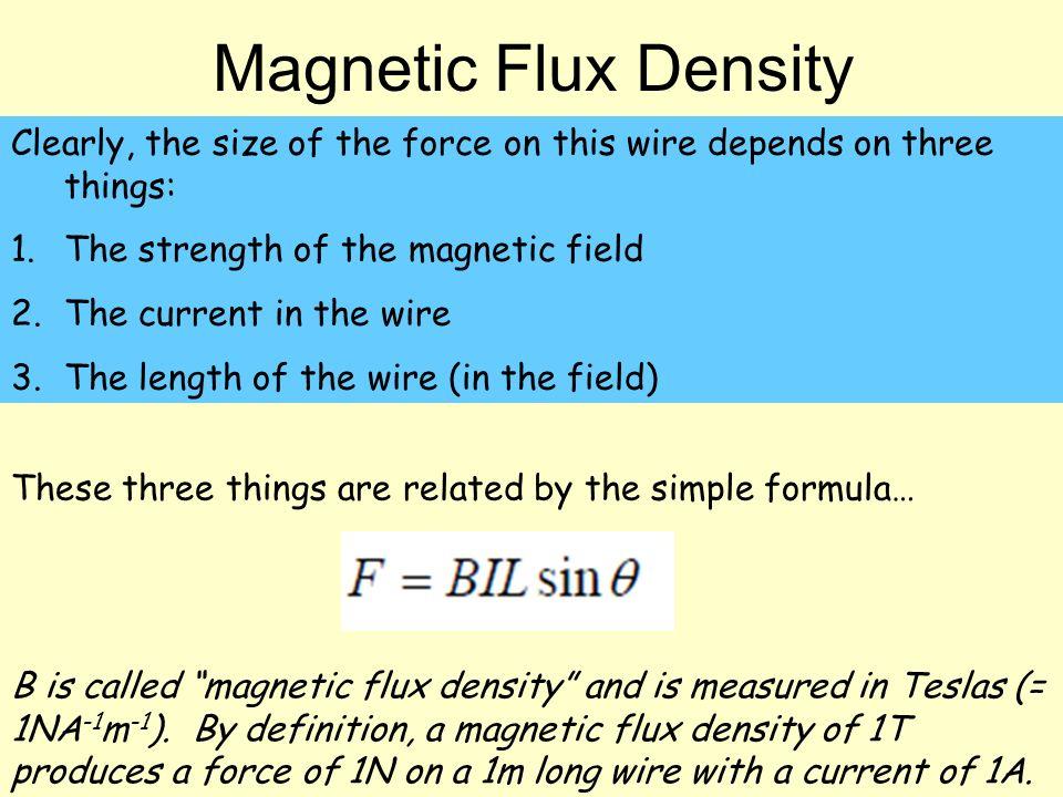magnetic flux density - photo #34