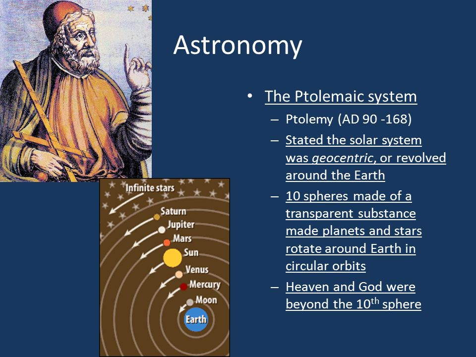 ptolemaic system of astronomy - photo #29