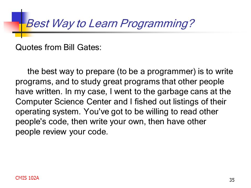 The 7 best ways to learn how to code | VentureBeat