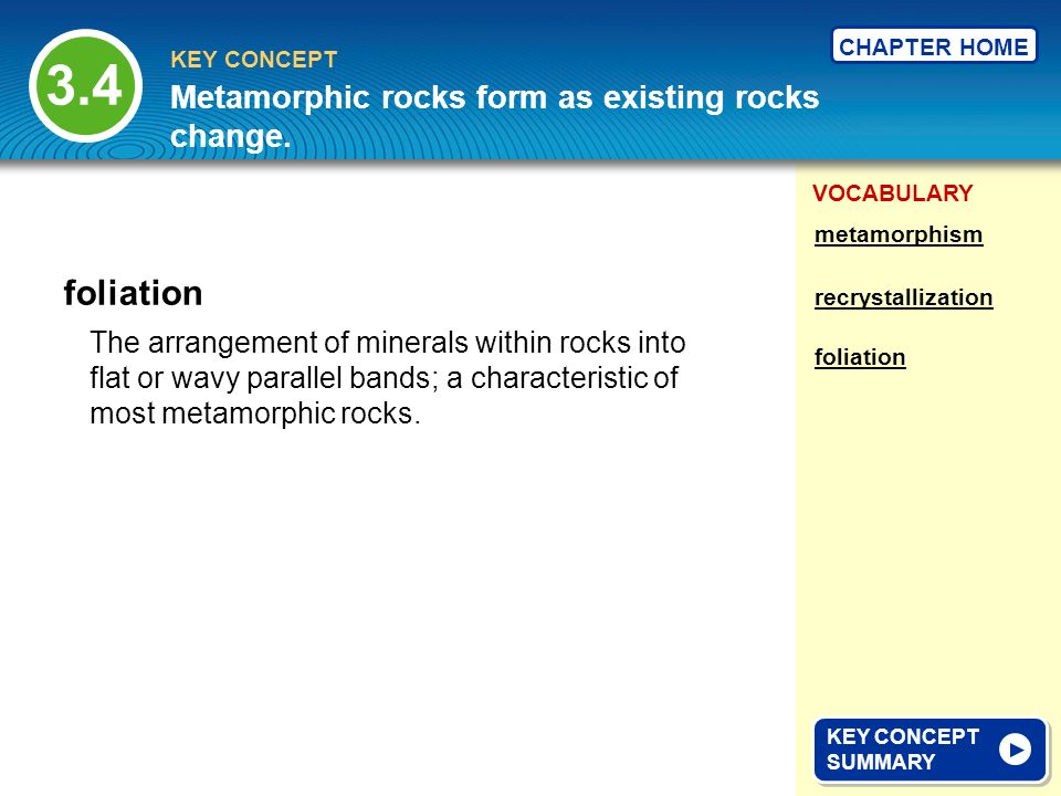 Rocks 3.1 The rock cycle shows how rocks change ppt video online ...