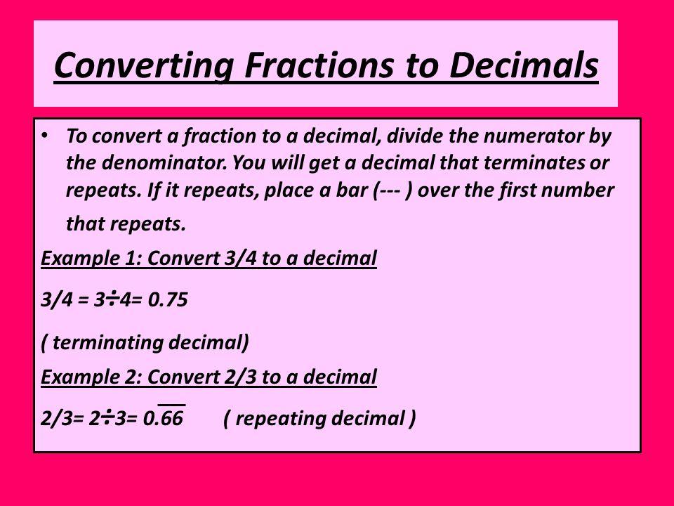 Fractions, Decimals, and Percents Table - Grade 5 - Mathematics ...