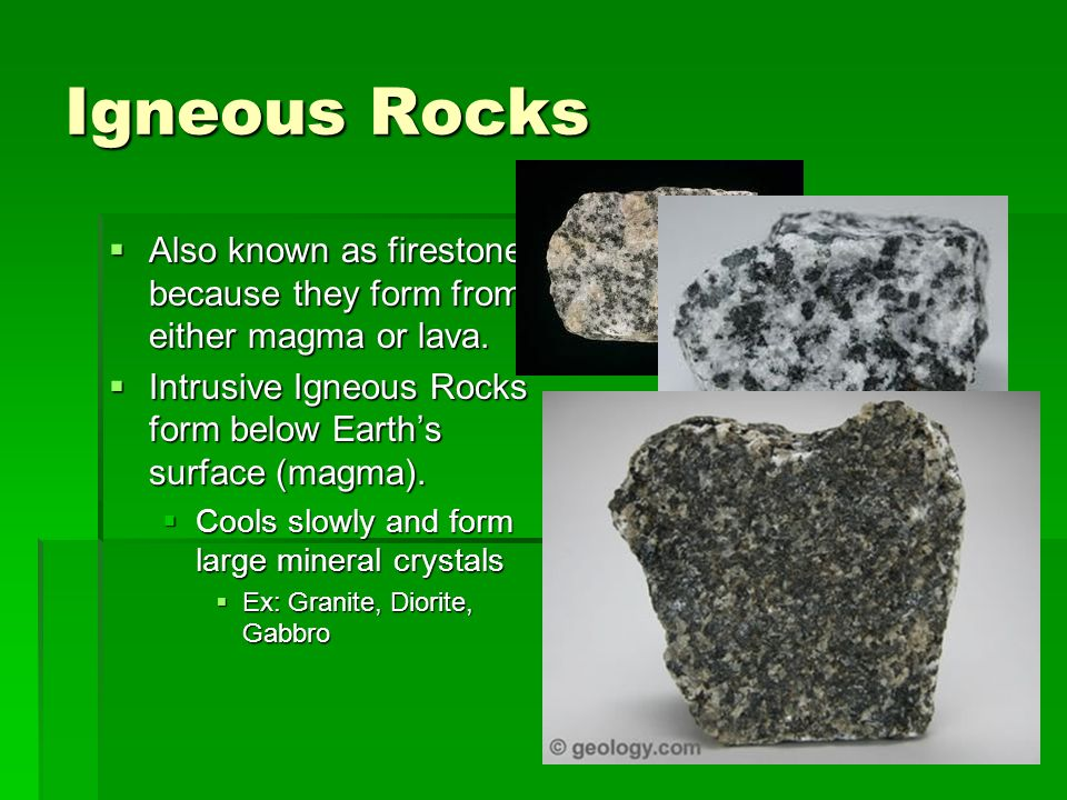 Rocks and the Rock Cycle - ppt download