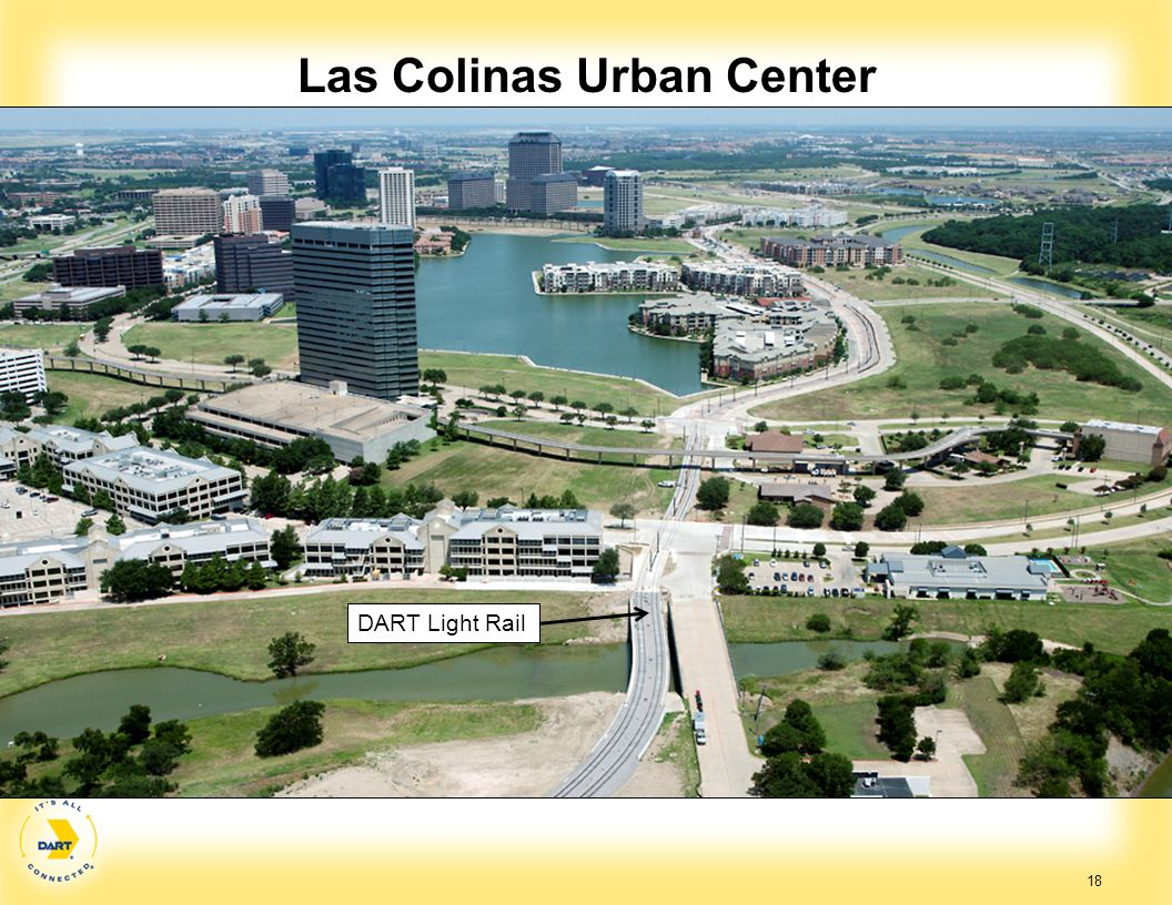 Las Colinas Urban Center