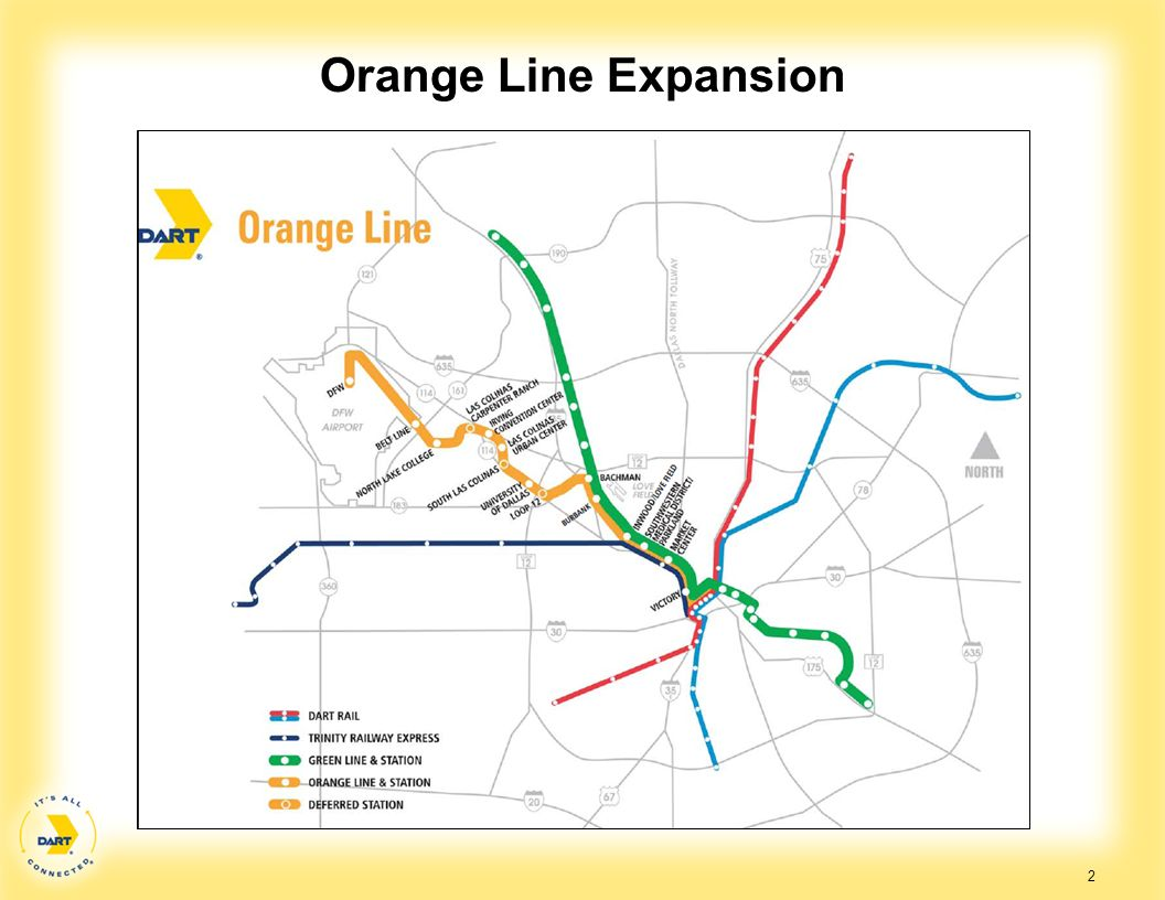 Orange Line Expansion