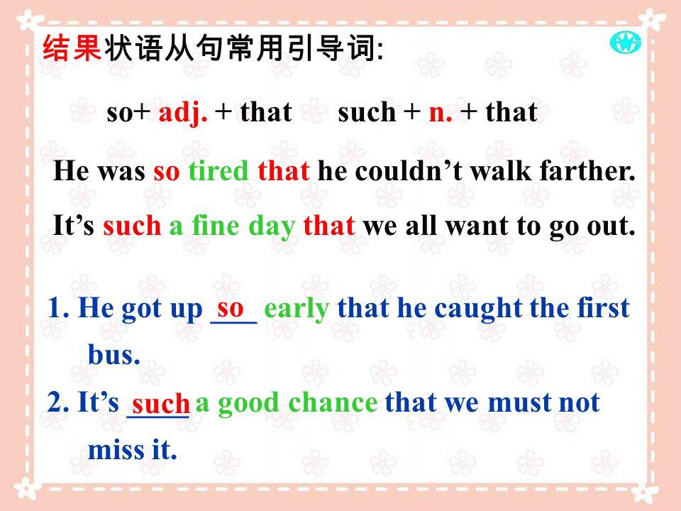 so+ adj. + that such + n. + that
