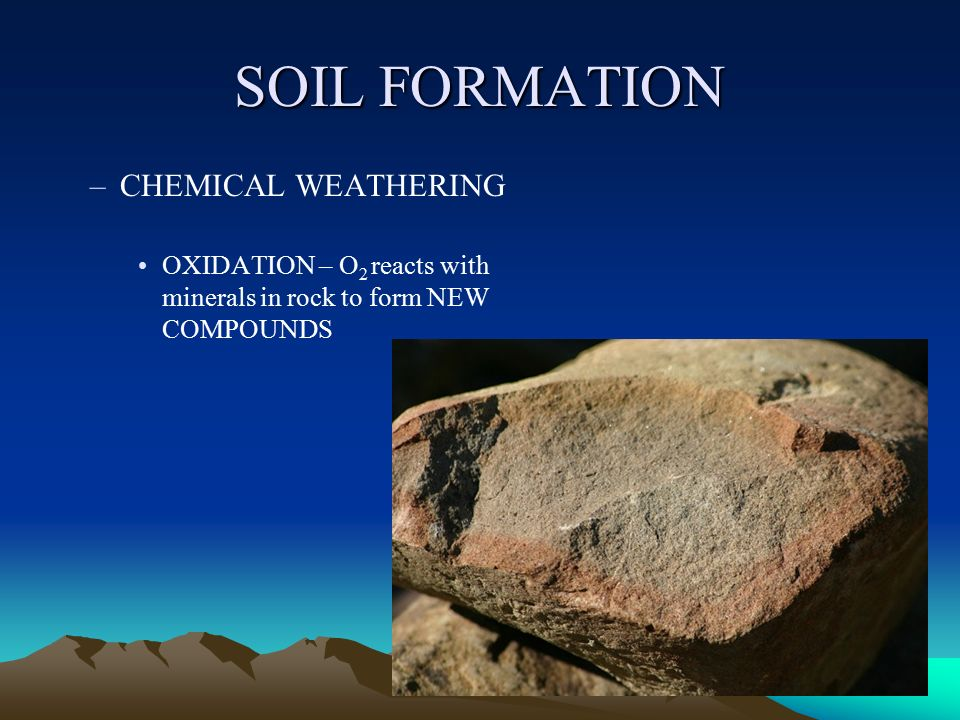 Soil origin and development ppt video online download for Meaning of soil formation