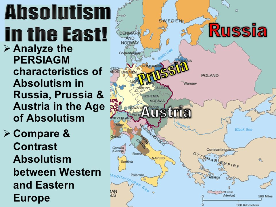 Absolutism In The East Russia Prussia Austria Ppt Video Online