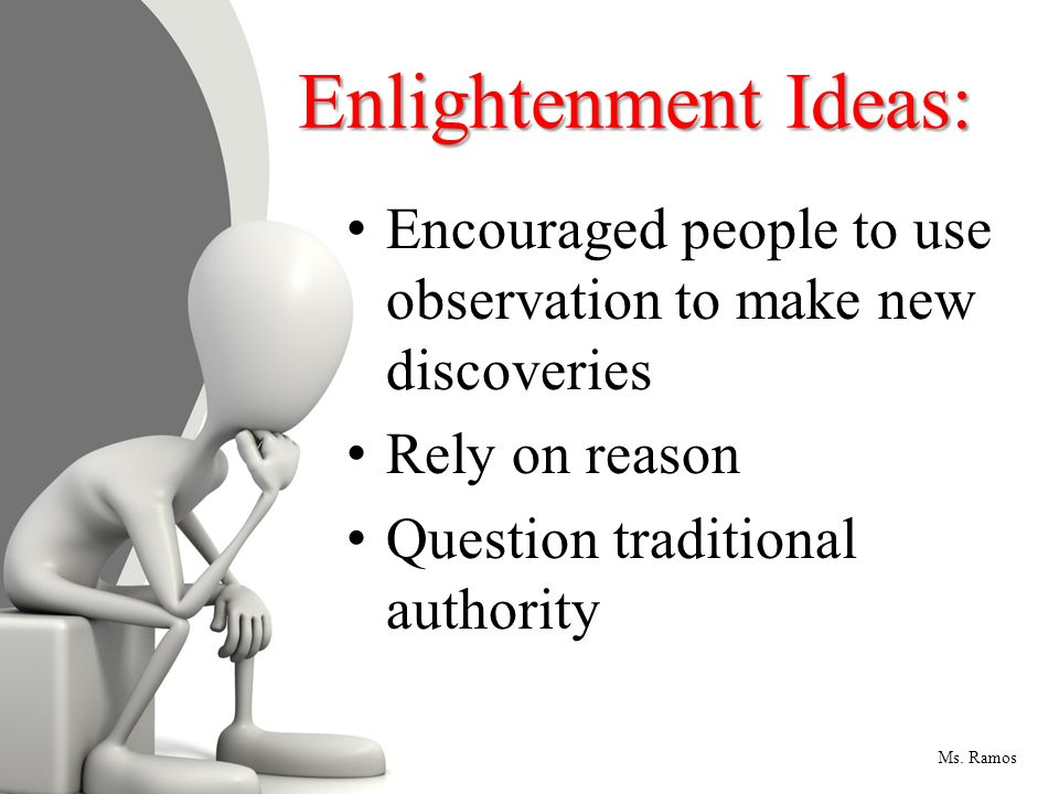 Enlightenment Ms. Ramos. - ppt video online download
