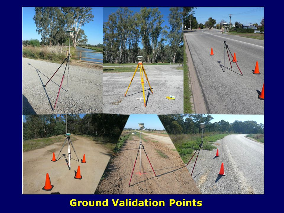 Ground Validation Points