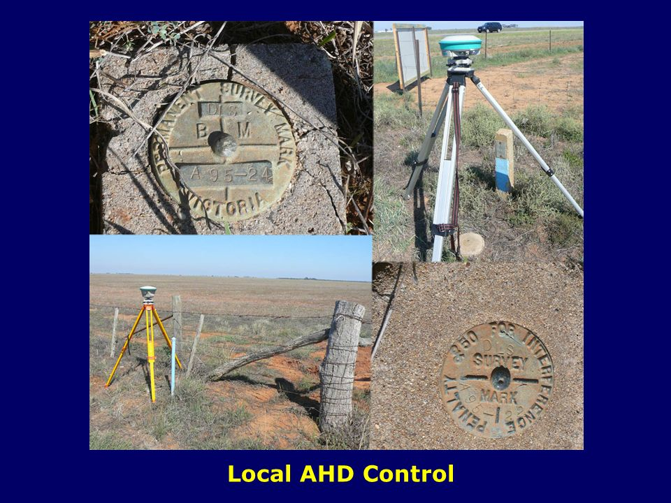Local AHD Control