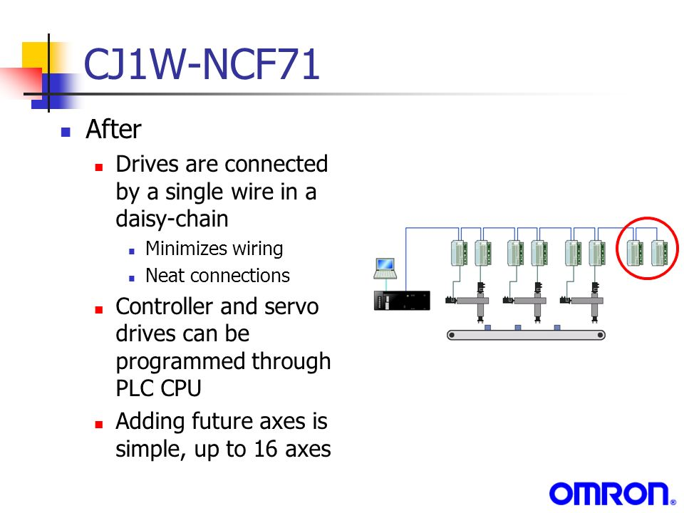omron motion solutions - ppt download cat 5 wiring diagram for 4 pin phone