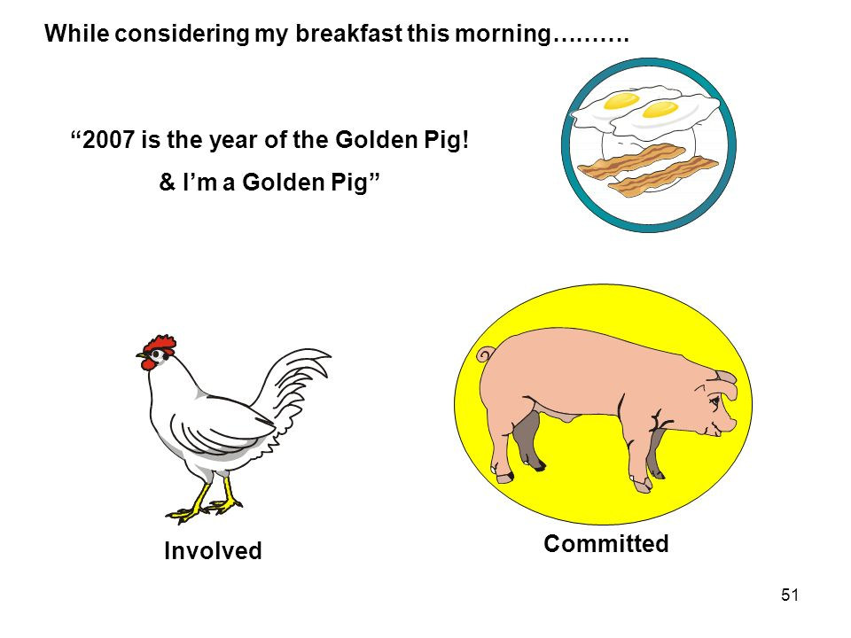2007 is the year of the Golden Pig!