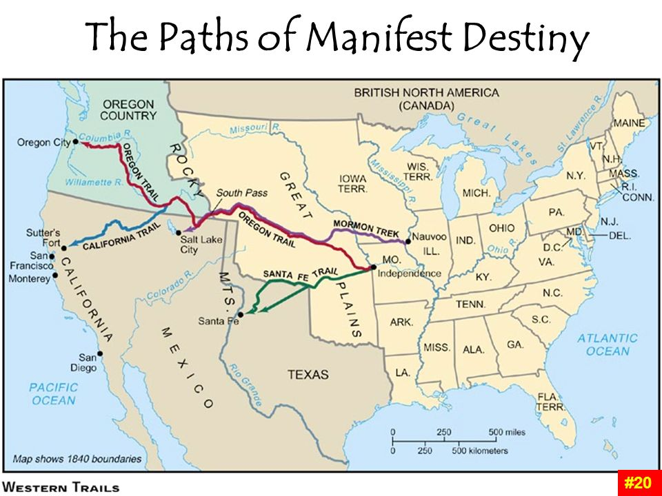 a history of how the manifest destiny and territorial expansion divided the united states from the 1 , conten-1038 manifest destinytious role in american territorial expansion  history in the united states,  united states to its manifest destiny.